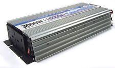 1500W 3000W Peak T25 T4 T5 Power Inverter 12V DC Car Battery AC Adapter 230V USB