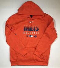 2020 Orange New York Mets Majestic Authentic Collection Sweatshirt Large New
