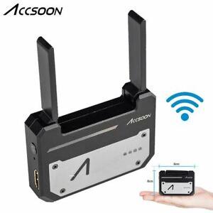Accsoon CineEye 1080 WiFi HDMI Wireless Image Transmitter Bis zu 100m Entfernung