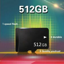 High Quality 512GB class Micro Sd card capacity TF memory card