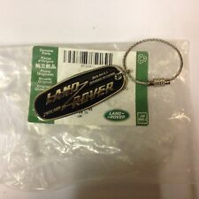 LAND ROVER GENUINE SOLIHULL KEYRING STC62071 (In Genuine Land Rover Bag)