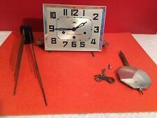 carillon horloge pendule ROMANET MORBIER F.F.R. 11 tiges 11 Marteaux no odo