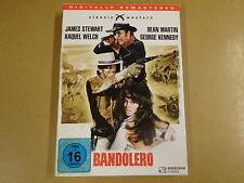 DVD / BANDOLERO ( JAMES STEWART, DEAN MARTIN, GEORGE KENNEDY... )