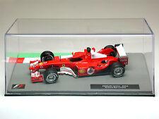 RUBENS BARRICHELLO Ferrari F2004 F1 Racing Car  - Collectable Model - 1:43 Scale