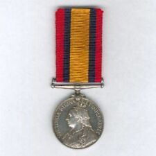 QSA Medal to 22266 Private J. Hastings, Rand Rifles