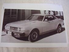 1975 TOYOTA CELICA GT   11 X 17  PHOTO  PICTURE