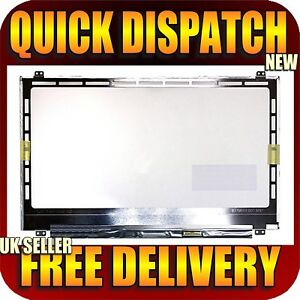 """LAPTOP DISPLAY 15.6"""" NEW PACKARD BELL EASYNOTE MS2384 LED NOTEBOOK PANEL WXGA UK"""