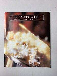 Frontgate Holiday 1998 Catalog - Vintage Store Catalog