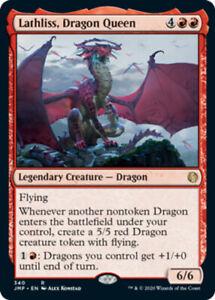 Lathliss, Dragon Queen x1 Magic the Gathering 1x Jumpstart mtg card