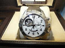 Zenith Armbanduhren aus Edelstahl mit Chronograph für Herren