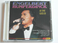Engelbert Humperdinck - As Time Goes By (CD Album) Used Very Good