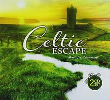 Celtic Escape: Music for Relaxation [CD]