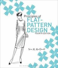 Principles of Flat Pattern Design 4th Edition by Nora M. MacDonald (2009,...