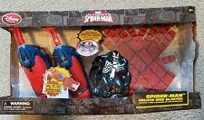 Spiderman Deluxe Web Blaster - Disney Store - Marvel Ultimate Spiderman - NIB