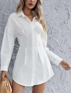 white shirt dress 8