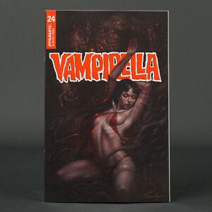 VAMPIRELLA #24 Cvr A Dynamite Comics 2021 JUL211012 24A (CA) Parrillo
