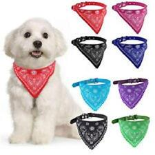 """(Lot of 24) Pet Collar with Bandana For Small to Medium Dogs 15"""" Asst USA Seller"""