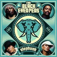 BLACK EYED PEAS - ELEPHUNK  2 VINYL LP NEW!