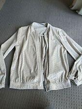 New Zara Stylish Bomber Jacket Size S