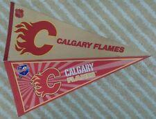 Calgary Flames Full Size NHL hockey Pennant (2)