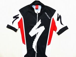 MEN'S SPECIALIZED CYCLING CYCLE JERSEY SHIRT SIZE: L (LARGE)