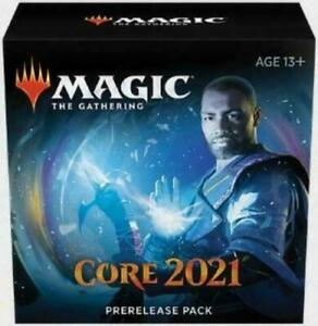 MTG MAGIC The Gathering: Core 21 144+ Collectable Cards Only Divider Insert Mint