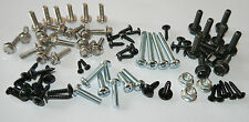 COMPLETE SET SCREWS FAIRING BOLTS PEUGEOT SPEEDFIGHT 2 - NEW - 77 PARTS