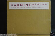 JAPAN Yoshiyuki Sadamoto Illustrated: Carmine Limited Edition