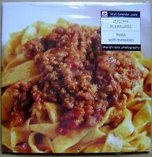 Calendrier collector 2009 Pasta italie 12 photos 30 x 30 cm /I28
