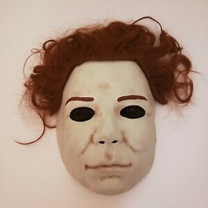 Michael Meyers 1997 Light Up Halloween Mask The Paper Magic Group - Working