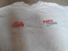 PAWN STARS (TV SHOW) PROMO T-SHIRT FOR THEIR BALLY'S SLOT MACHINE