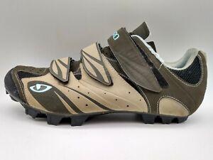 Giro Women's Reva Mountain Biking Shoes Size 9 (41 EU) Women's Gray