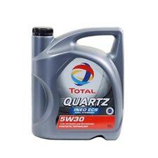 Total Quartz Ineo ECS 5W-30 Motoröl 5 Liter Peugeot Citröen PSA B71 2290 Fiat 5L