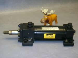 Parker 1.50 CC2ANU14AC 3.00 Pneumatic Cylinder 250 PSI