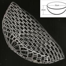47 Inch Large Clear Rubber Ersatznetz Für Fliegenfischen Kescher