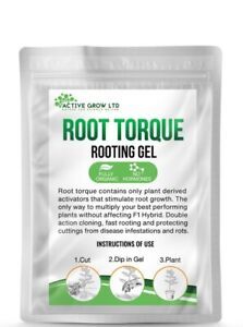Rooting Gel Organic No Hormones 100% Natural - 75ml Fast Rooting and Protection
