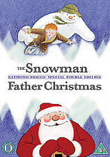 The Snowman/Father Christmas [DVD], Very Good DVD, , Dave Unwin, Dianne Jackson