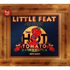 LITTLE FEAT - 40 FEAT/HOT TOMATO ANTHOLOGY 1971-2011 3 CD NEW+