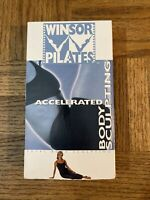 Windsor Pilates accelerated body sculpting VHS