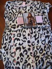 Victoria's Secret Ladies Leopard Pajamas - RETAIL $69.95   Leap into Autumn!