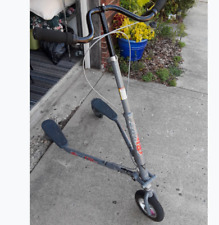 Trikke T78 cs Carving Fitness Skooter - Gray - Pre Owned - Excellent Condition