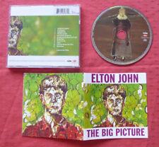 Elton John - The Big Picture, 731453626621, 536 266-2, CD