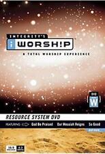 DVD iWorship INTEGRITY Resource System Volume W  A Total Worship Experience NEU