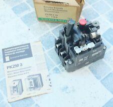 Klockner Moeller PKZM 3-1,6 MANUAL MOTOR STARTER