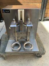 Bubble Boba Milk Tea Shaker Shaking Machine Mixer Auto Control Cream Lejie