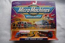 Micro Machines #30 Truck Stop *SUPER RARE*! 1999 MOC Unopened Galoob Lot