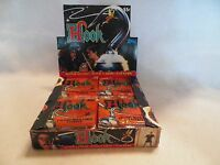 72 Packs of Hook Topps Movie Trading Card Unopened Pack Box Robin Williams-2 box