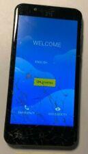 Verizon ZTE Blade Vantage Z839 16GB Black Good Used Google Lock Parts Repair