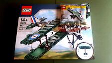 LEGO 10226 SOPWITH CAMEL PLUS 40049 MINI SOPWITH CAMEL.