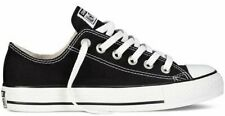 Converse Chuck Taylor All Star Classic Black Unisex Sneaker  M9166  TOP  *35-45*